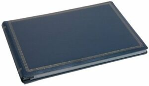 Pioneer Jmv 207 Magnetic Photo Album Navy Blue Same Shipping Any