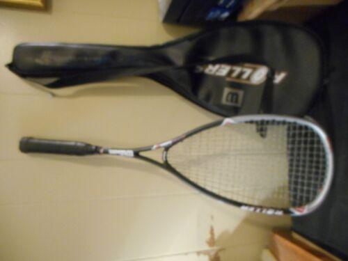 Wilson hyperhammer Roller Squash Racquet Hyper Carbone