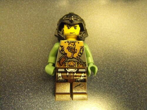 Lego Fantasy Era Custom Troll Minifigure Gray Body