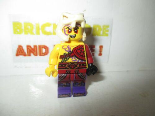 Lego Kapau 70750 70755 njo122 Minifigures Ninjago