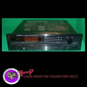 Carver-HR-742-Stereo-Receiver-with-Sonic-Holography-FREE-SHIP-CANADA-USA