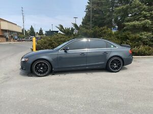 2009 Audi A4 stage 2