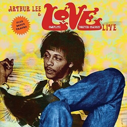 Love - Complete Forever Changes Live [New CD]