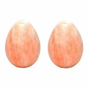 Salt Rox Pink Himalayan Rock Poultry Bird Brining & Seasoning Egg Stone (2 Pack)