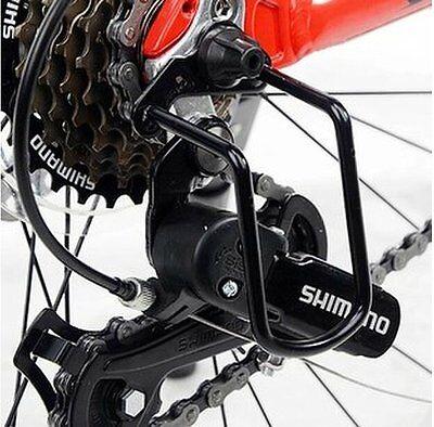 Steel Mountain Bicycle Road Bike Rear Derailleur Guard Chain Gear Protector