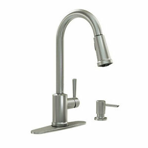 MOEN-Indi-87090MSRS-Kitchen-Faucet-Reflex-Power-Clean-Spot-Resist-Stainless