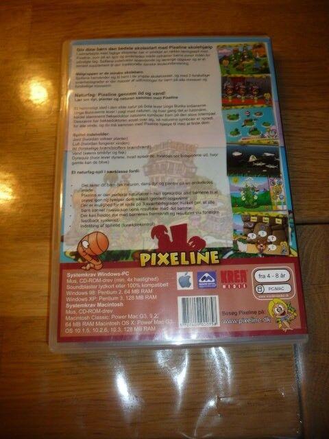 Pixeline skolehjælp, til pc, anden genre