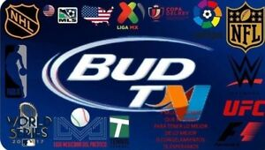 Details about BudTV IPTV Android Firestick Chrome MOVIES BOX NBA MLB NFL  PPV UFC NHL Mach MITV