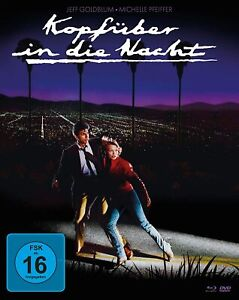 Testa in a notte [Blu-Ray + 2 DVD's nel MediaBook/Nuovo/Scatola Originale] Jeff ORO Blum, Mer