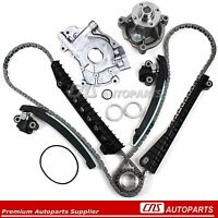 97 - 02 5.4l Ford E-150 F-150 Expedition Timing Chain Water Pump & Oil Pump Kit on Sale