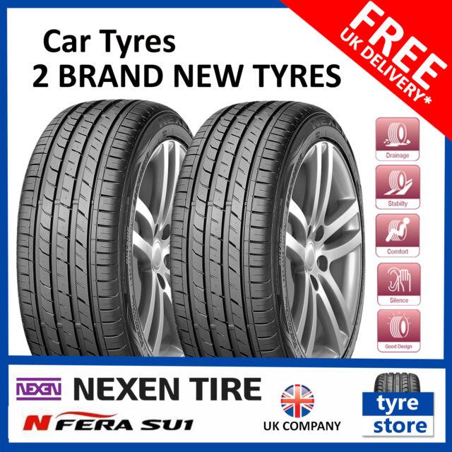 Nexen N Fera SU1-225//40//R18 92Y E//A//72 Summer Tire