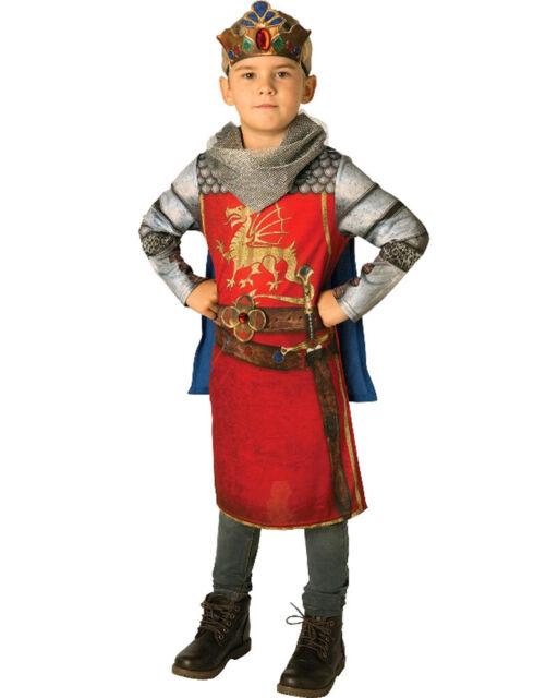 King Arthur Value Boys Costume