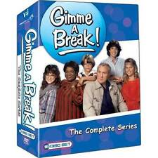 Gimme a Break Complete TV Series 18 Discs Season 1 2 3 4 5 6 DVD Boxed Set NEW!