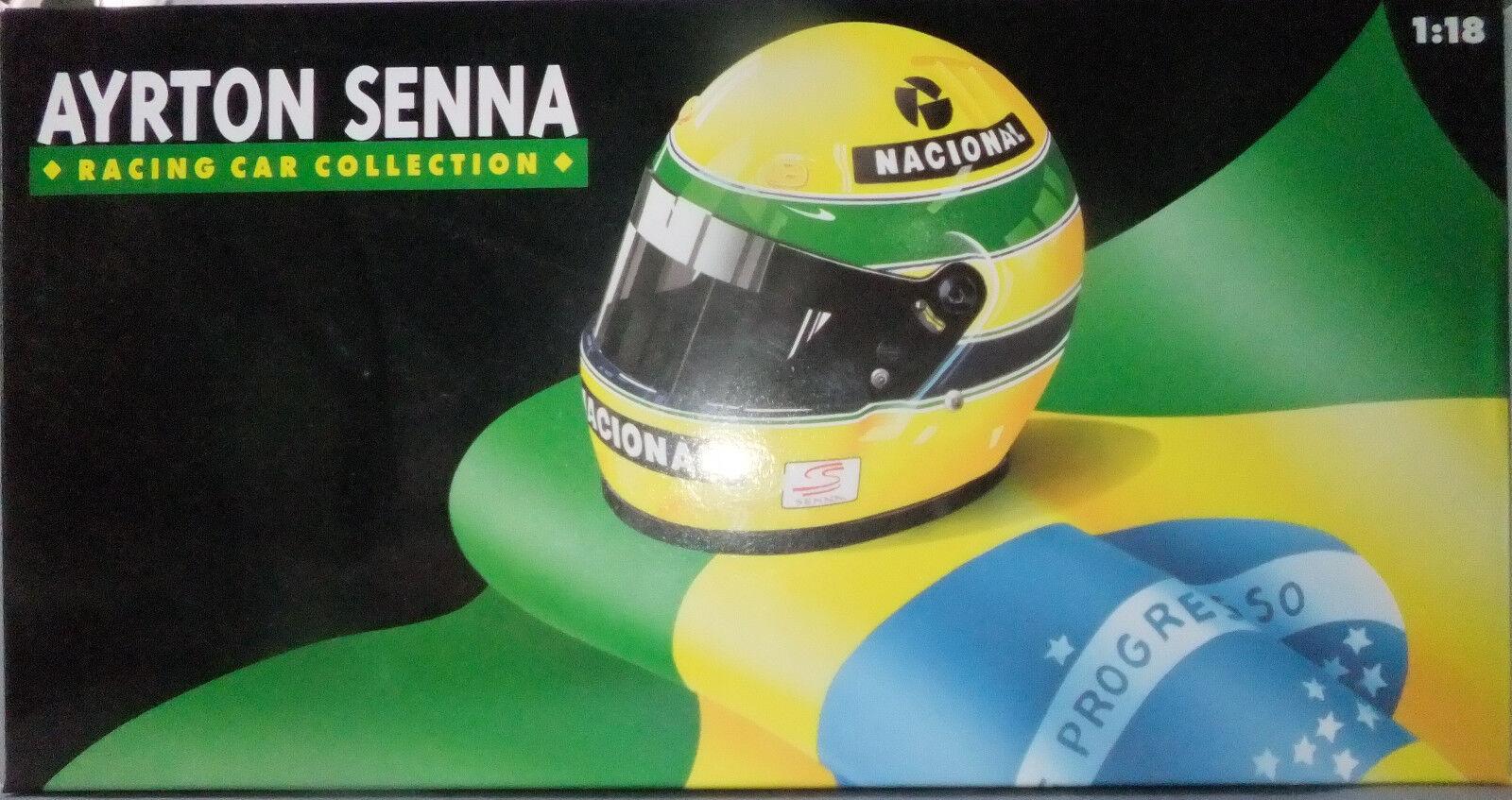 Minichamps 1:18 Scale Ayrton Senna Collection 1985 Lotus Lotus Lotus Renault 97 T   Des Styles Différents  cce9ac