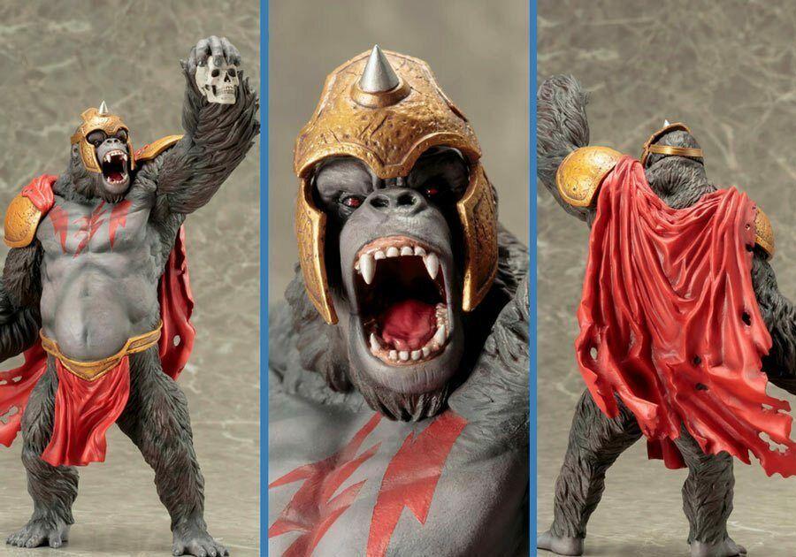 KOTOBUKIYA DC DC DC Comics Gorilla GRODD Statua ARTFX + - 26cm 10 pollici-SV180 8d21dd