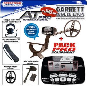 PROMO-Detecteur-Haut-de-gamme-NEUF-Garrett-AT-PRO-International-Pack-PRO