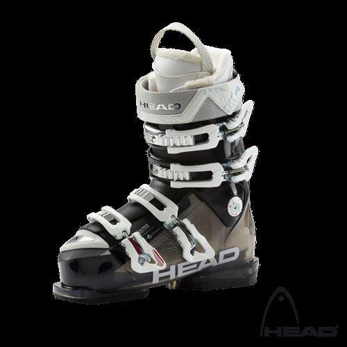 Head VECTOR 100 MYA Skischuhe Damen schwarz weiß