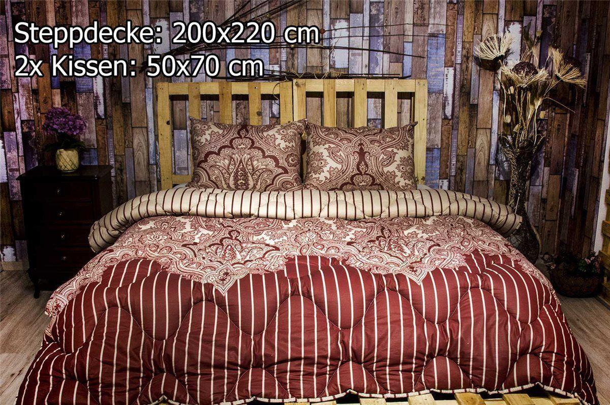 Quilt 3 PCS 200x220 cm Schlafset steppbett 4 Seasons Pillow Blanket Labo