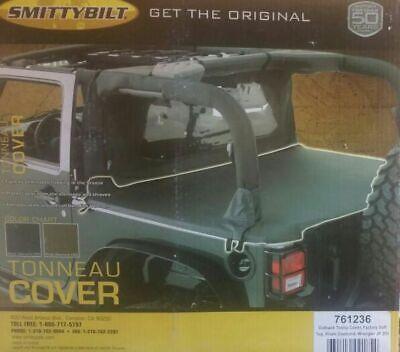 07 16 Smittybilt Brand New In Box Jeep Tonneau Cover 761236 Ebay