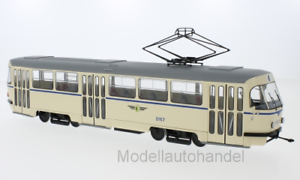 1:43 premium classixxs pcl47095 Tatra t4 Leipziger operadores de transporte New *