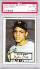 1983 Topps 1952 Reprint #261 WILLIE MAYS PSA 6 ex/mt New York GIANTS tough!