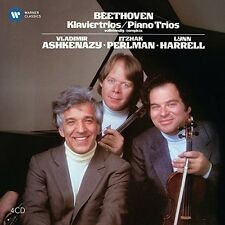 Itzhak Perlman - Complete Piano Trios [New CD]