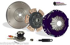 CLUTCH KIT FLYWHEEL AND SLAVE KIT STAGE 2 FOR CHEVY S10 GMC SONOMA ISUZU HOMBRE