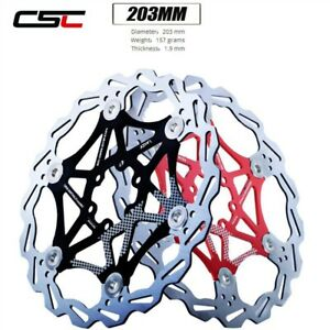 Floating MTB Disc Brake Rotor Replacement DH 160mm 180mm 203mm Disc