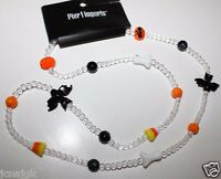 Pier 1 Imports Halloween 36 Long Necklace W/ Charms