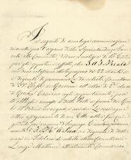 Nomine di Cancellieri di Marradi, Rocca San Casciano e Rassina 1847