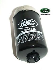 Genuine-Land-Rover-Defensor-TDCi-Puma-2007-Filtro-de-combustible-WJI500040