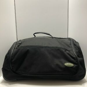 Orvis-Rolling-Duffel-Travel-Bag-Canvas-21-Weekender-Overnight-Carryon-Camp
