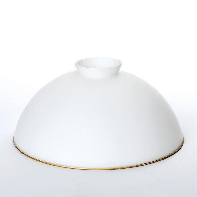 Landhaus Ersatzglas mit Kragenrand weiß in vielen vielen vielen Größen Ersatzglas Griffrand    Hohe Qualität und Wirtschaftlichkeit  1a752d