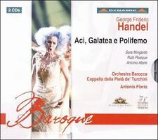 Aci Galatea E Polifemo, New Music