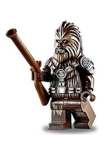 LEGO STAR WARS Chief Tarfful  MINIFIG new from Lego set 75233 New