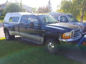 1999 ford f350 xlt drw 4*4 diesel 7.3
