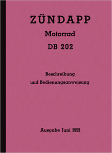 Zuendapp-DB-202-Bedienungsanleitung-Betriebsanleitung-Handbuch-User-Manual-DB202