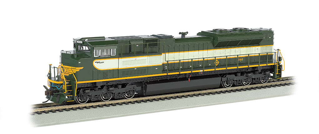 HO ERIE RAILROAD SD-70ACe BY BACHMANN W GREAT SOUNDS & DCC  SUPER BUY-IT-NOW