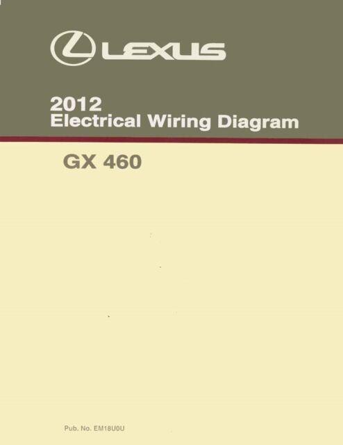 2012 Lexus Gx 460 Wiring Diagrams Schematics Layout