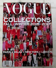 VOGUE PARIS Fashion COLLECTIONS Fall Winter 2016 2017 NEW YORK Milan LONDON No22