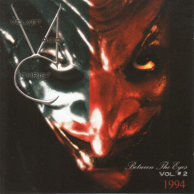 Velvet Acid Christ - Between The Eyes Vol. 2 CD 2004