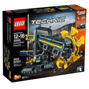 Lego Technic – Bucket Wheel Excavator