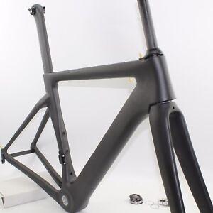 Carbon Fiber Bike Frame >> 2018 Newest 700c Racing Road Bike Ud Full Carbon Fibre Bicycle Frame