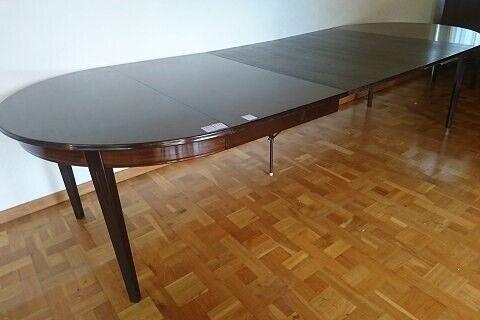 Spisebord, Spisebord i mahogni  - Kr. 2800,-