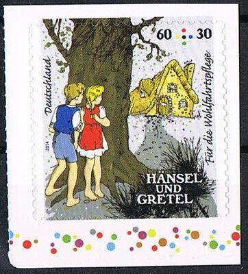 Neueste Kollektion Von 3061 ** , Brd 2014, Skl. Aus Ms, Hänsel Und Gretel