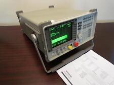 HP / Agilent 8563A 9 KHz to 22 GHz Portable Spectrum Analyzer - Calibrated!