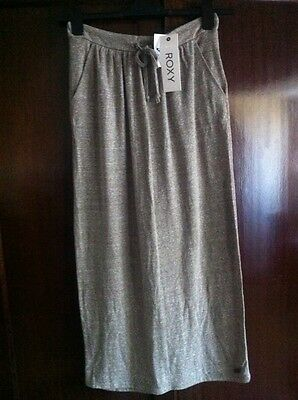 Roxy Maxi Skirt Size S New With Tags