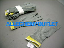 STAINLESS STEEL Elastic Safety Cut Proof Resistant Butcher Work Gloves MEDIUM