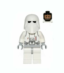 Lego Star Wars Snow Trooper Minifig NEW
