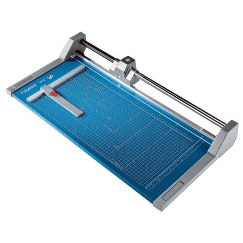 Dahle 552 Premium Roller Trimmer 20 Safety Paper Cutter